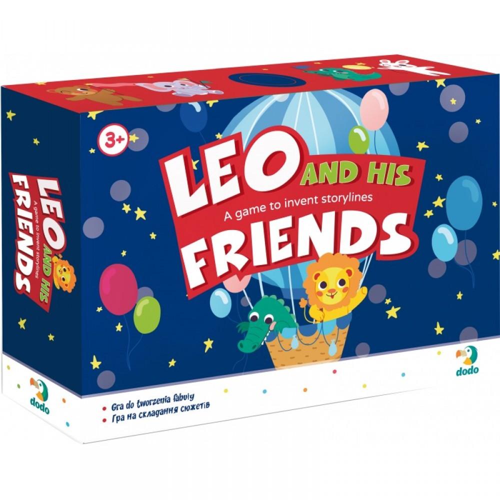 """Игра """"Лео и друзья"""" DODO"""