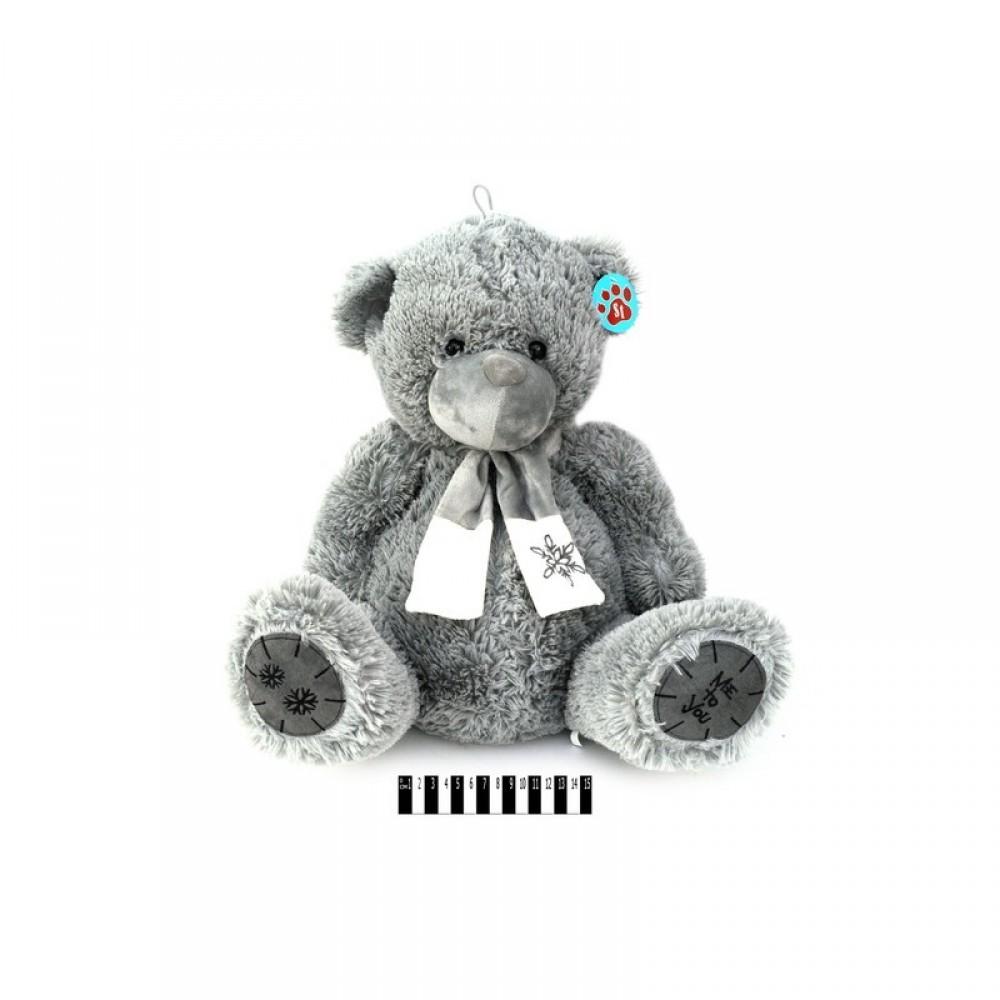 """Мягкая игрушка """"Мишка Тедди с шарфом"""" МАСЯНЯ"""