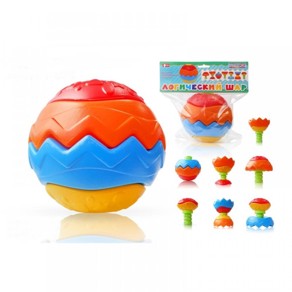 "Куб - шар ""Логический"" MASTERPLAY"