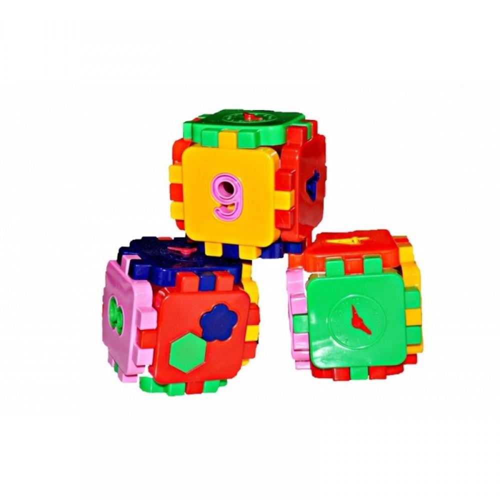 Куб - логика DOLONI