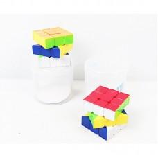 Кубик Рубика в тубусе