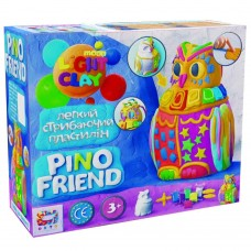 "Тесто для лепки ""Moon Light Clay - Pino Friend"" в коробке OctoClay"