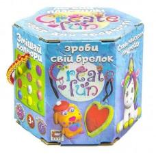 "Тесто для лепки ""Moon Light Clay Create fun брелок "" OctoClay"
