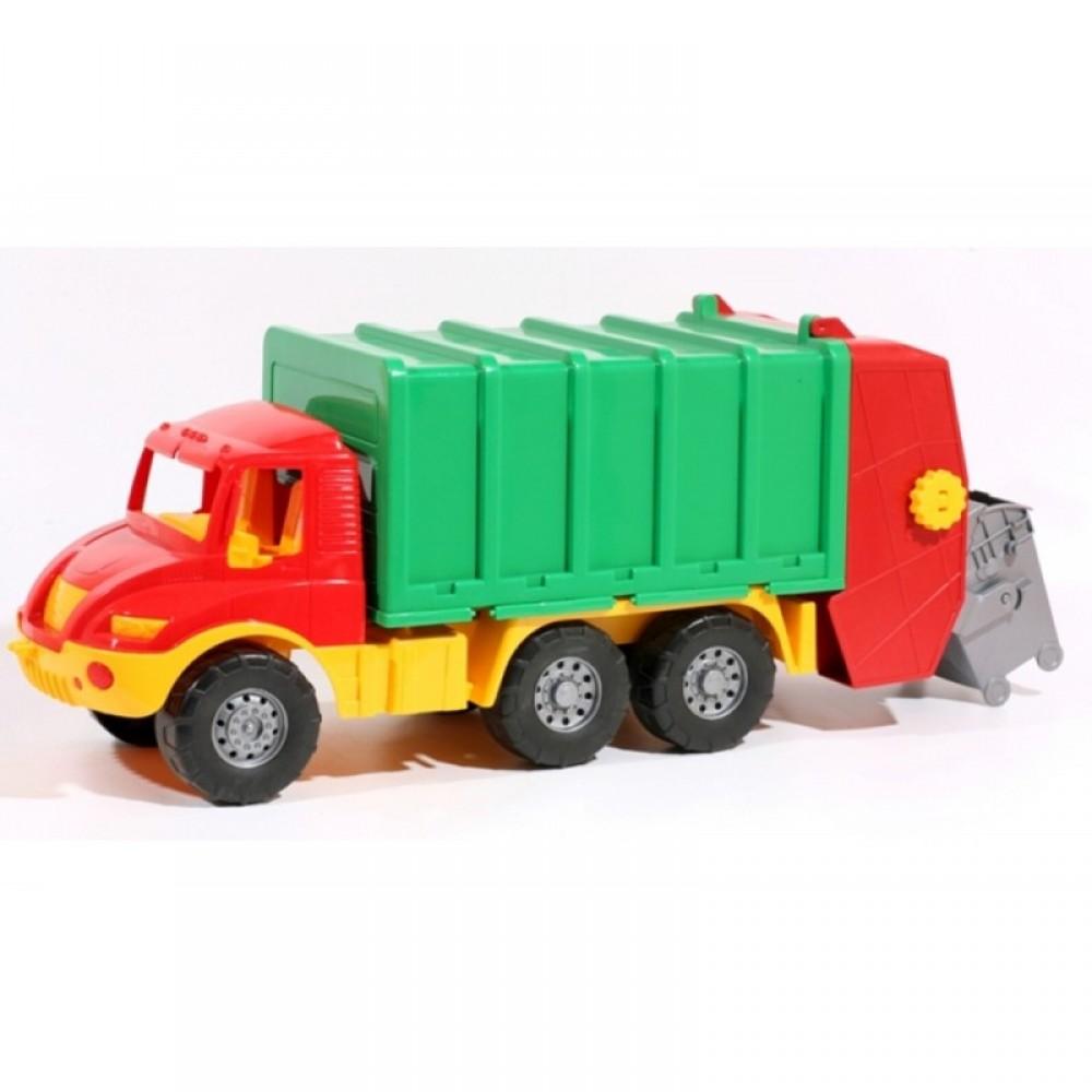 "SALE Машина ""Атлантис"" мусоровоз COLORPLAST"