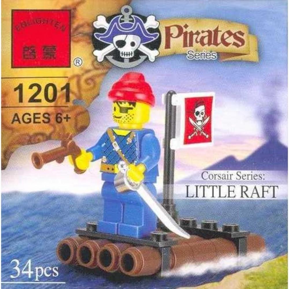 """SALE Конструктор """"Пираты"""" ENLIGHTEN 1201"""