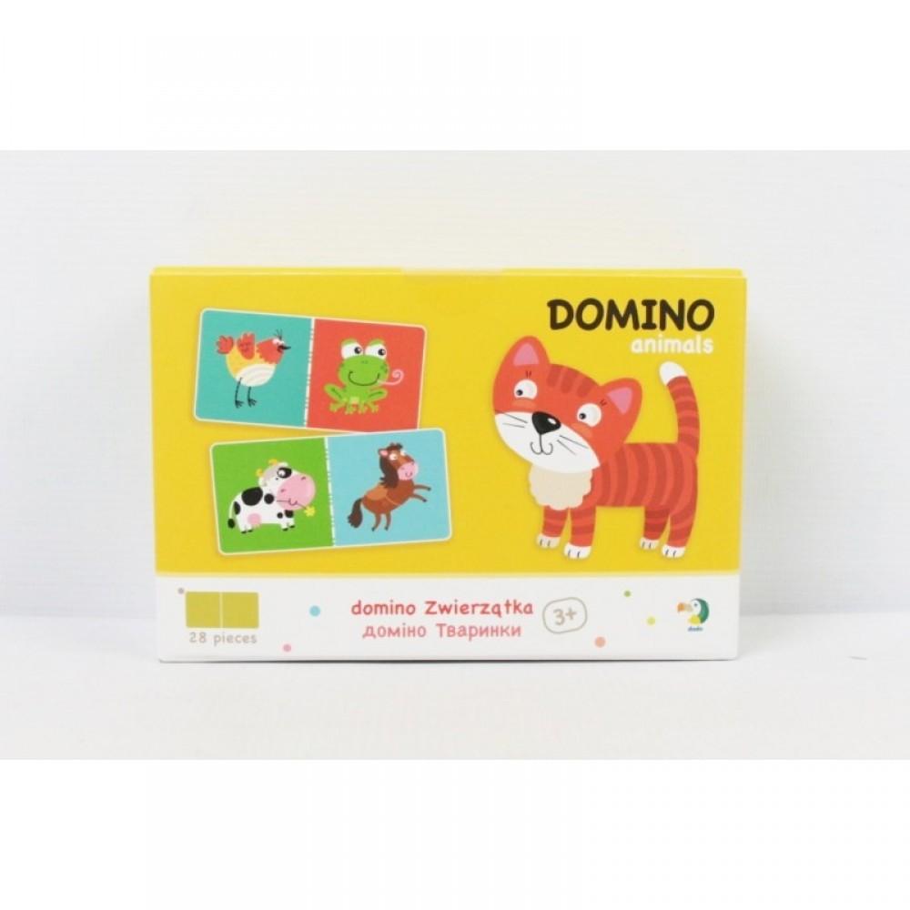 "Домино ""Тваринки"" DODO"