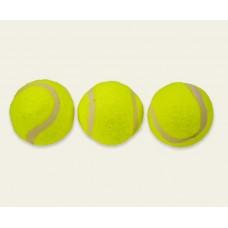 Теннисные мячики д/бол. тенниса 3 шт. в пакете