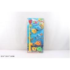 Рыбалка 6 рыбок на планшете