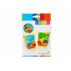 """Нарукавники на воду """"Рыбки"""" в коробке 23*15 см. INTEX"""