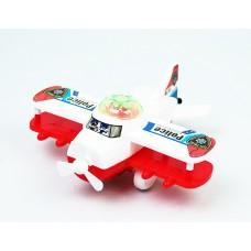 Заводная игрушка - самолет в пакете