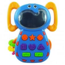"BABY MIX Телефон муз. ""Слоник"""