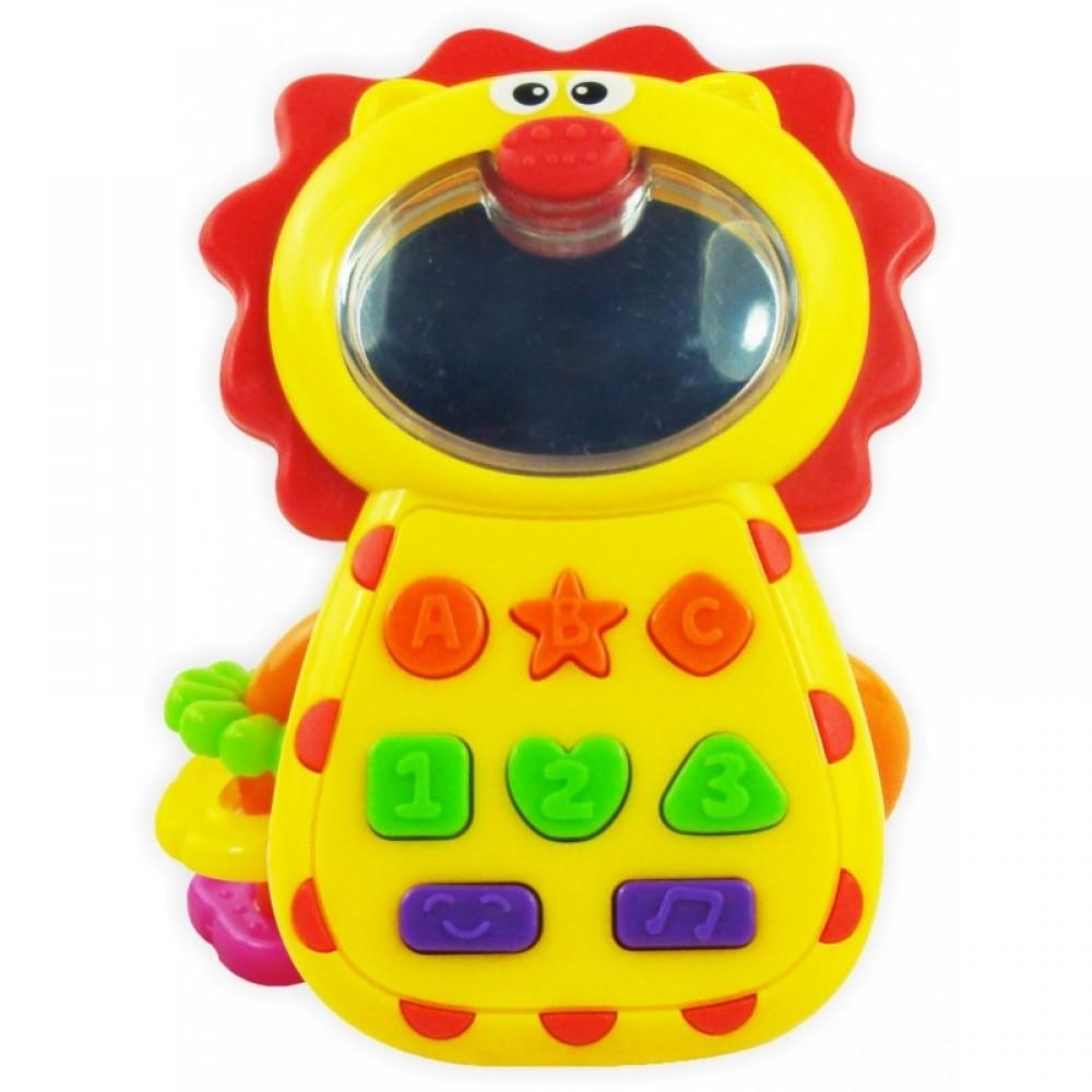 """BABY MIX Телефон муз. """"Лев"""""""