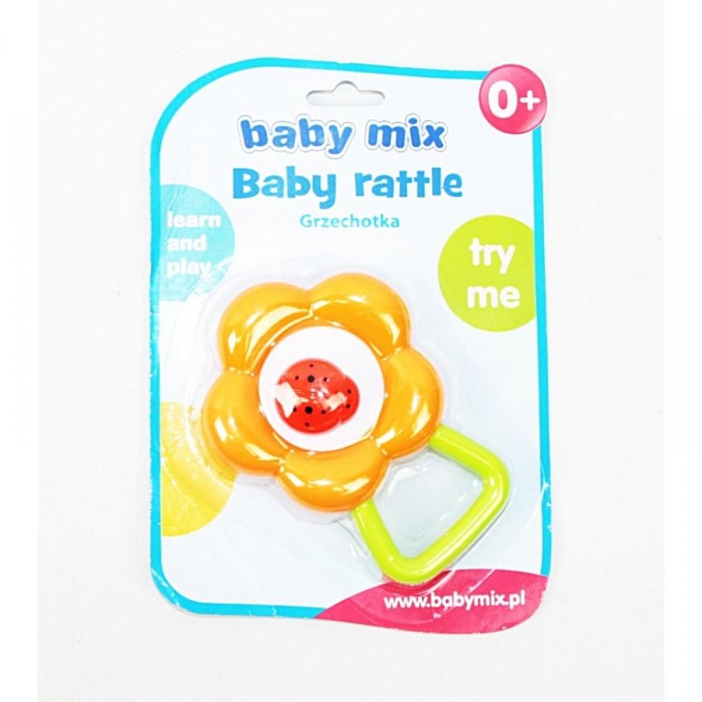 """BABY MIX Погремушка """"Цветочек"""""""