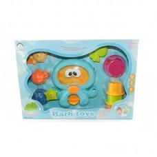 """Игрушка для ванной """"Осьминог"""" в коробке"""