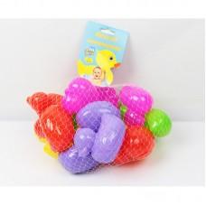 """Игрушка для ванной """"Уточки"""" 15 шт. в сетке M-toys"""