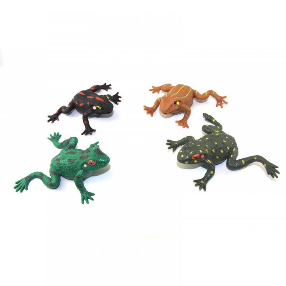 Животные лягушка тянучка 24 шт. в коробке