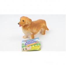 Животные собаки 12 шт. в коробке тянучка