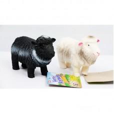Животные овечка 12 шт. в коробке тянучка