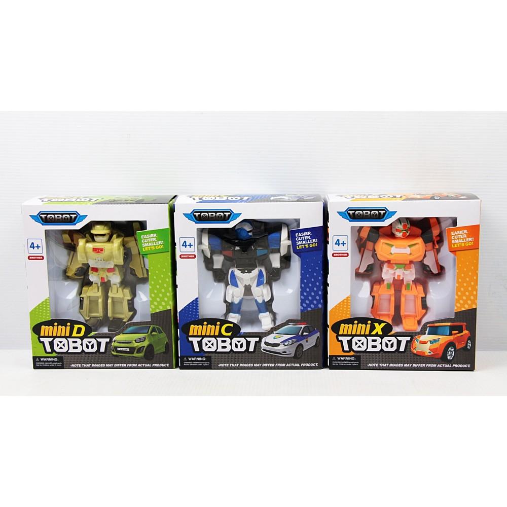 """Трансформер """"TOBOT"""" в коробке"""