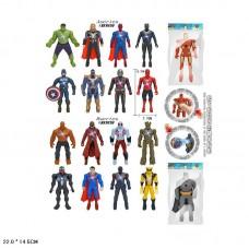 Герои в пакете