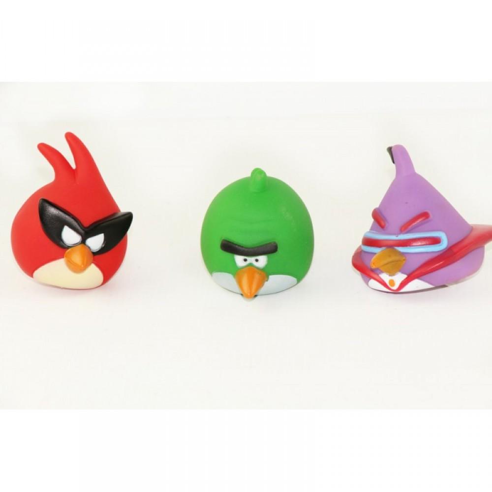 "Герои ""Angry birds"" в пакете"