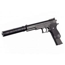 Пистолет с пули в пакете