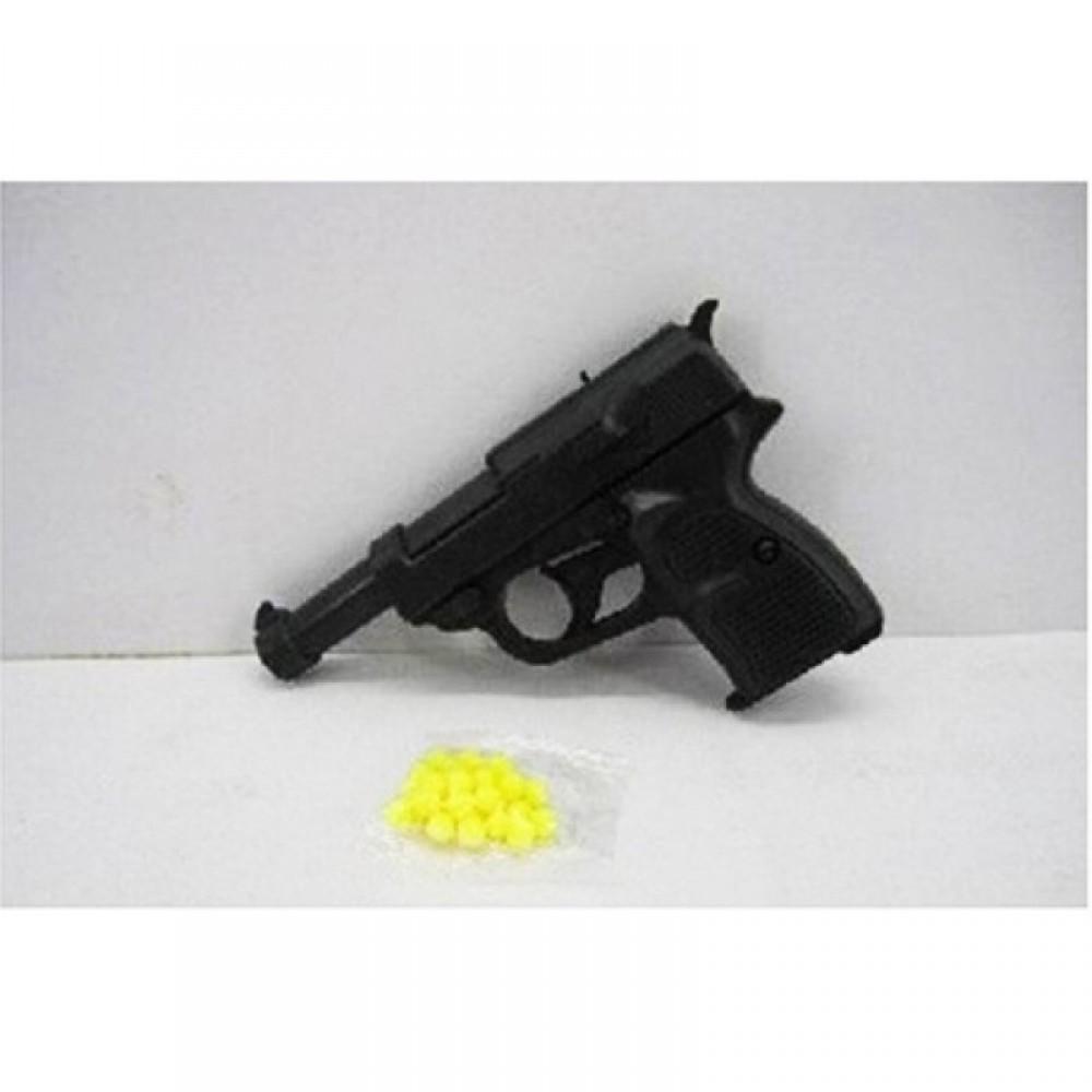 Пистолет пули в пакете