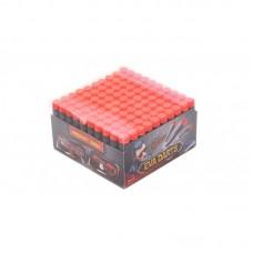 Пульки поролоновые в коробке