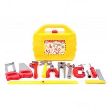 Инструменты в чемодане ТЕХНОК