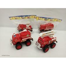 Пожарная машина в пакете