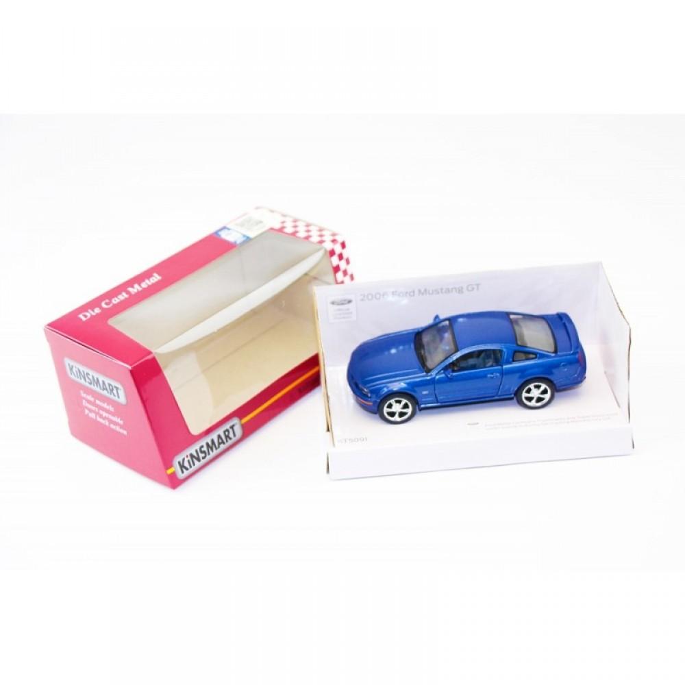 "KINSMART Мет. машина ""Ford Mustang GT """