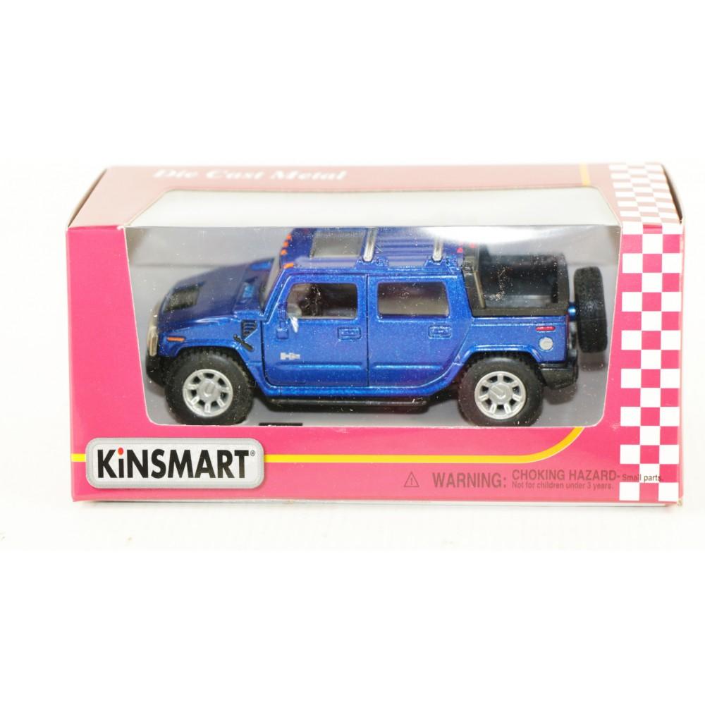 "KINSMART Мет. машина ""Hummer Н2 SUV"""