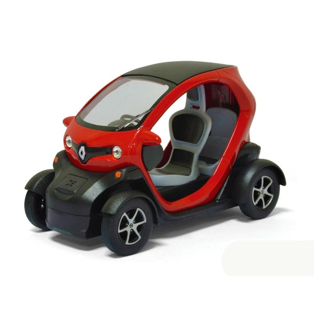 "KINSMART Мет. машина ""Renault Twizy"""