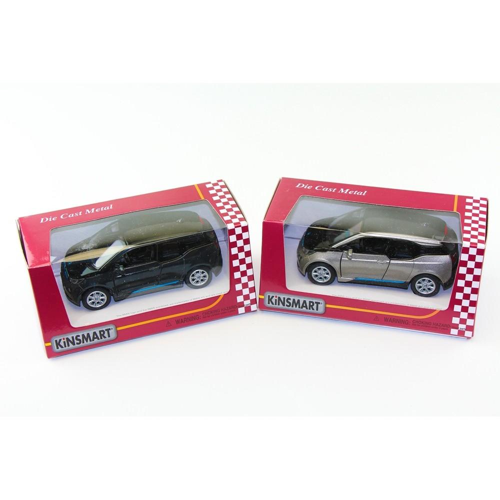 "KINSMART Мет. машина ""BMW I3"""