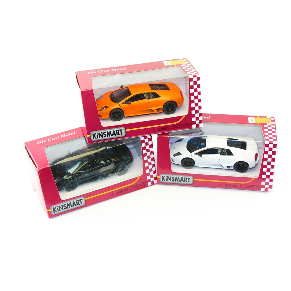 "KINSMART Мет. машина ""Lamborghini Murcielago LP640"""