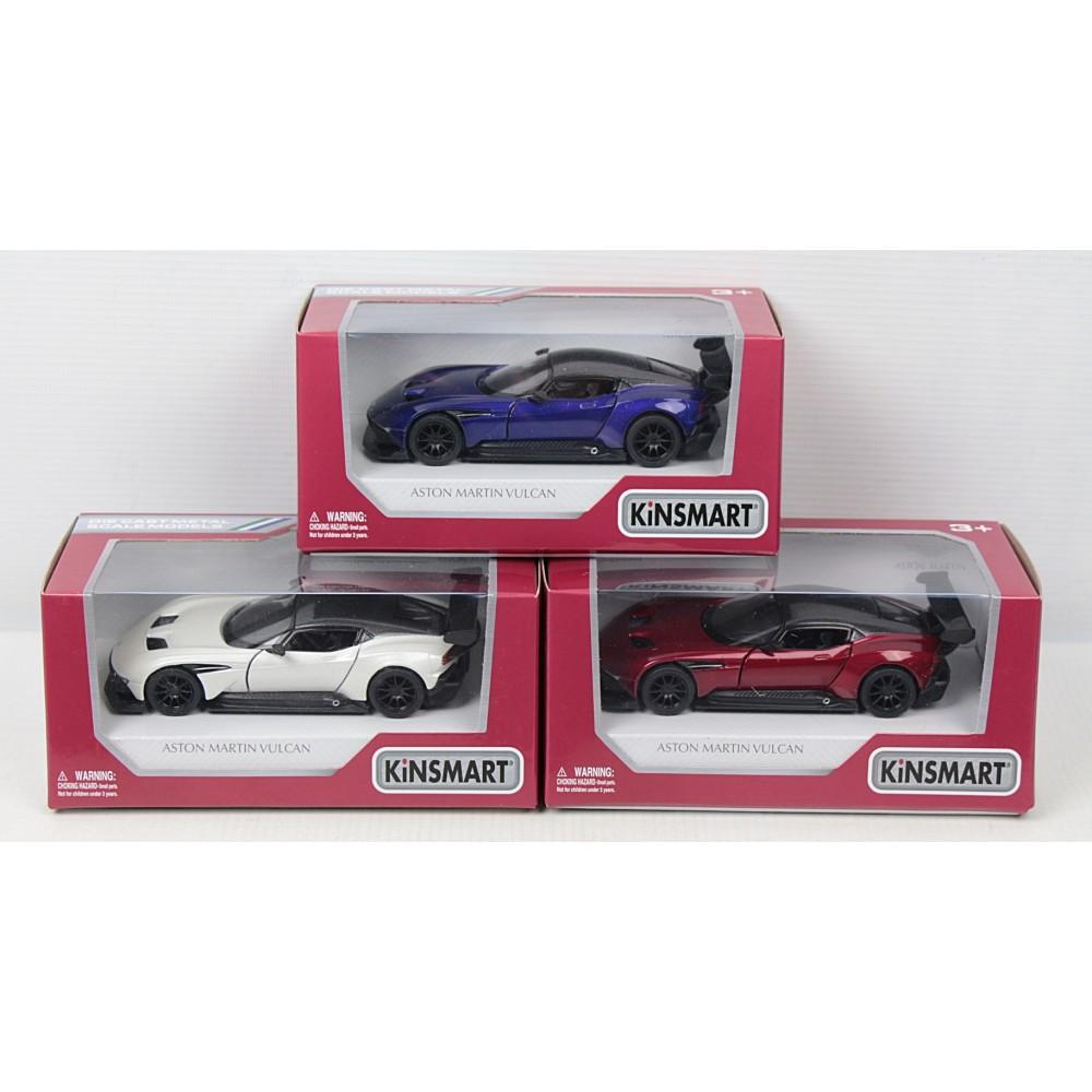 "KINSMART Мет. машина ""Aston Martin Vulcan"""