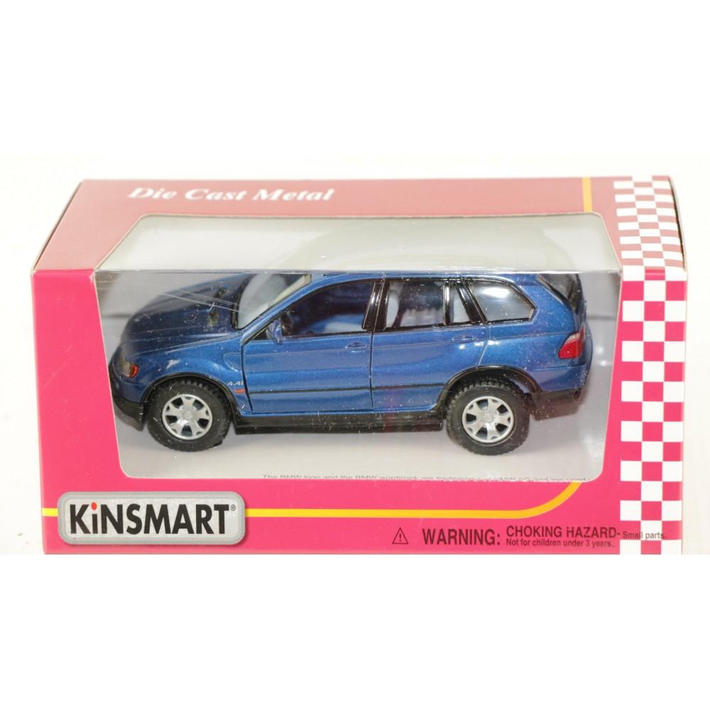"""KINSMART Мет. машина """"BMW Х5"""""""