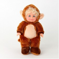 """Кукла мягкая """"Костюм обезьянка"""" в коробке ЧУДИСАМ"""