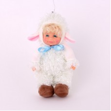 "Кукла мягкая ""Костюм овечка"" в коробке ЧУДИСАМ"