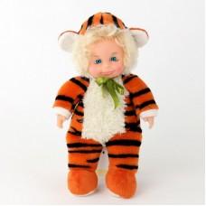 "Кукла мягкая ""Костюм тигрёнок"" в коробке ЧУДИСАМ"