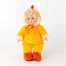 "Кукла мягкая ""Костюм цыплёнок"" в коробке ЧУДИСАМ"