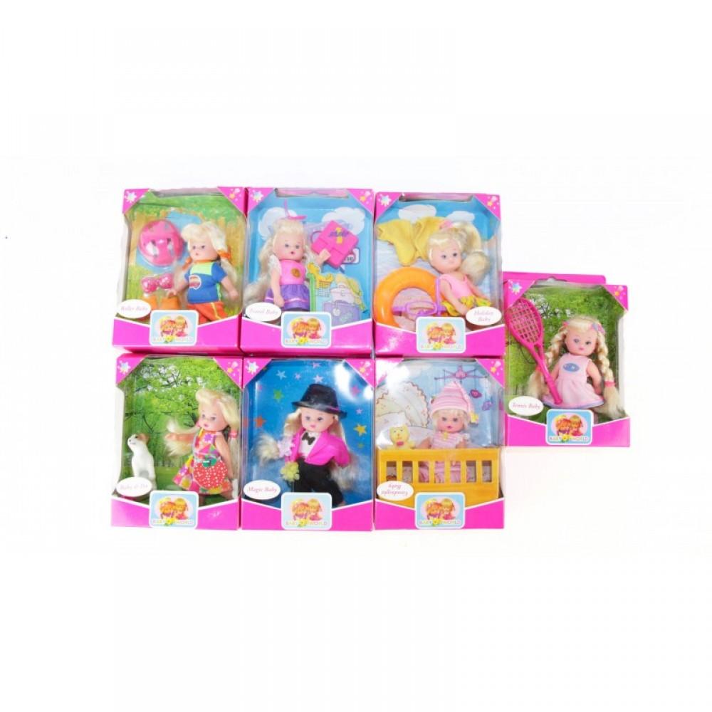"Кукла ""Сьюзи Малыши"" BABY WORLD в коробке"
