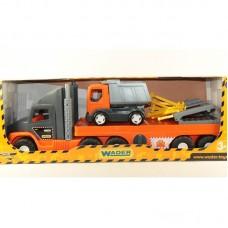 WADER Трейлер с грузовиком