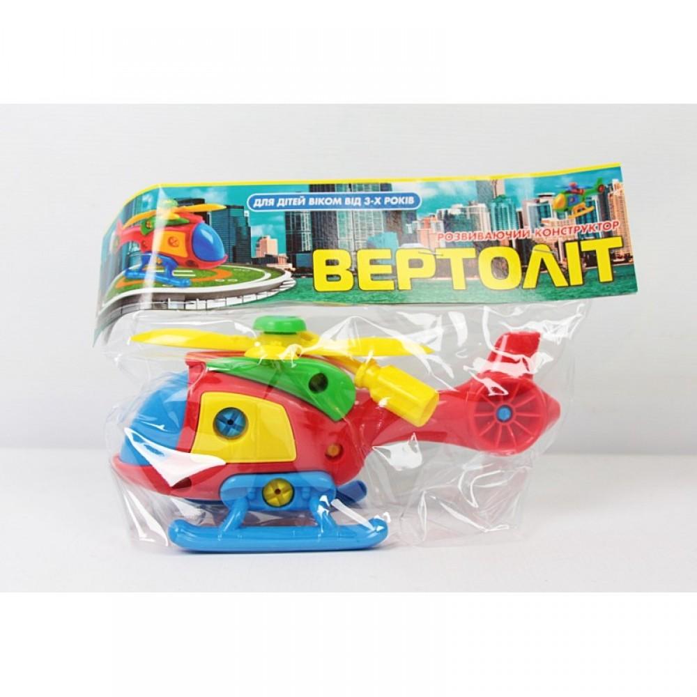 МЕРЕФА Вертолет - конструктор
