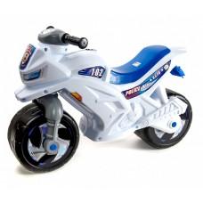 Мотоцикл 501W Белый