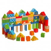 Детские деревянные констру