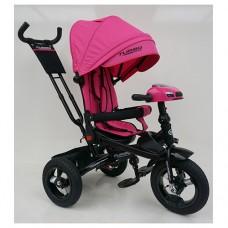 Велосипед трехколесный TURBOTRIKE М 5448HA-6 Розовый