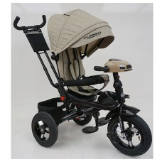 Велосипед трехколесный TURBOTRIKE М 5448HA-7L Бежевый