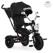Велосипед трехколесный TURBOTRIKE M 4056HA-20-15 Чёрный