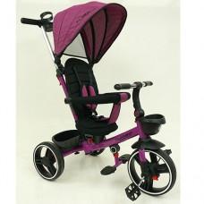 Трехколесный велосипед TURBOTRIKE М 5447PU-8 Фиолетовый